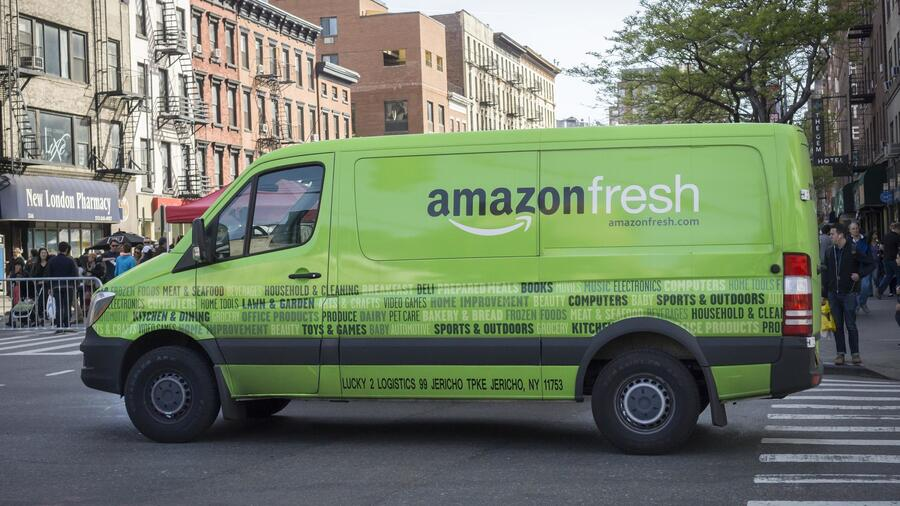 Amazon And DHL More Door To