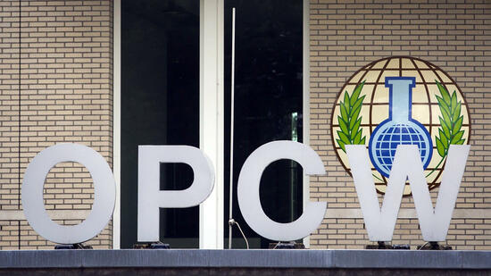 Russland blockiert Giftgasermittlungen der UNO