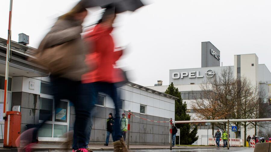 Opel schrumpft weiter – 1100 Mitarbeiter sollen gehen