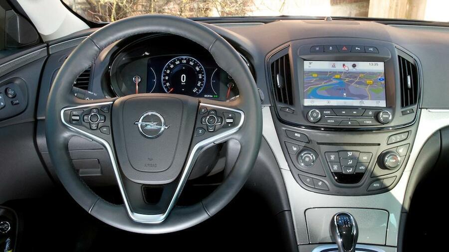 Opel Insignia Sports Tourer Im Test Moderne Bedienung Mit Starken