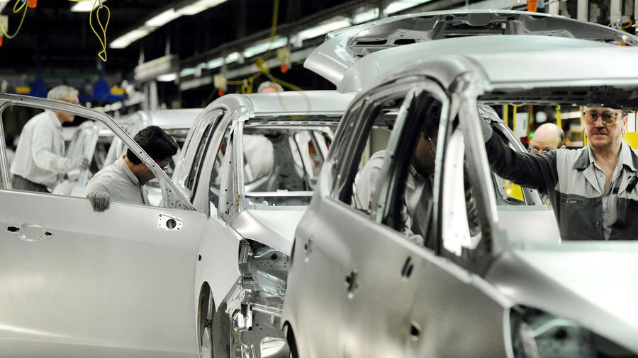 Opel Produktion
