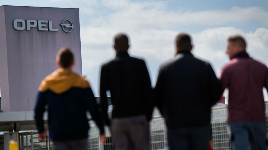 Einigung zwischen Opel-Management und Betriebsrat - Wirtschaft