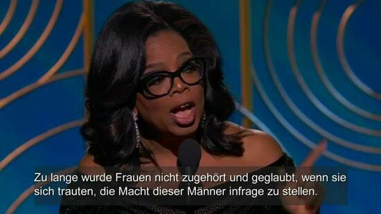 "Oprah Winfrey: ""Speaking your own truth is the most powerful tool"""