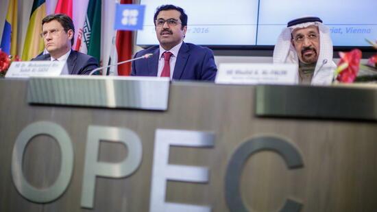 Ölpreise steigen wegen sinkender US-Reserven - Brent bei 50 Dollar
