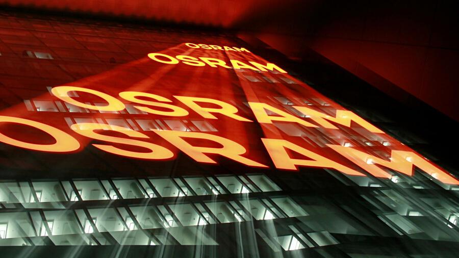Osram Verkauf
