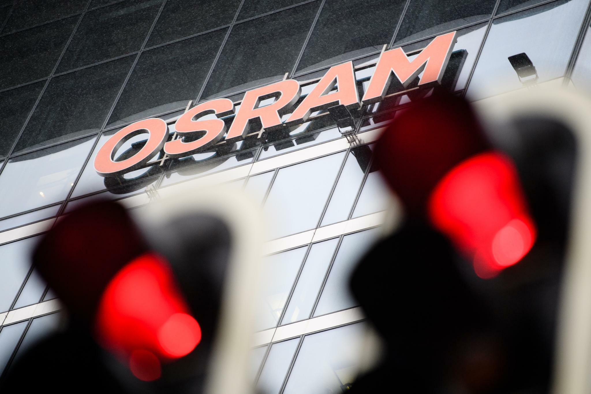 """IG Metall zur Osram-Übernahme: """"AMS versucht zu tricksen"""""""