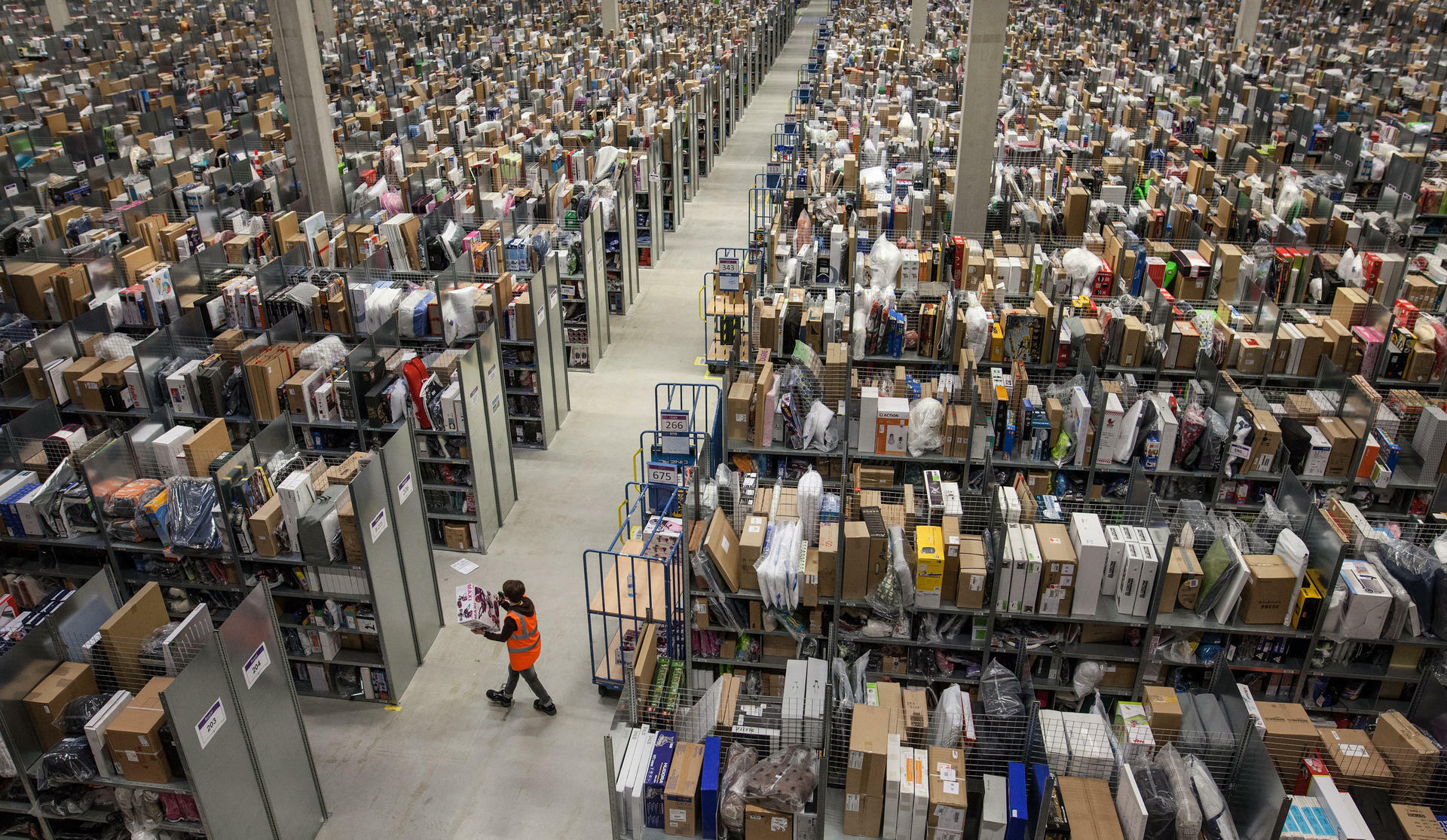 e7c1de48839dfb Studie zu E-Commerce  Die großen Drei dominieren den Online-Handel
