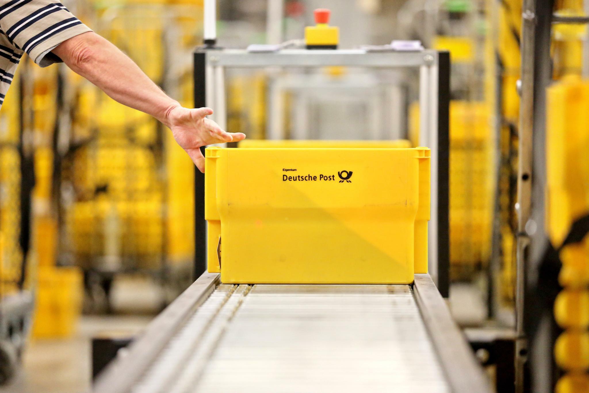 Dhl Deutsche Post Bekommt Ihr Paketgeschäft Nicht In Den Griff
