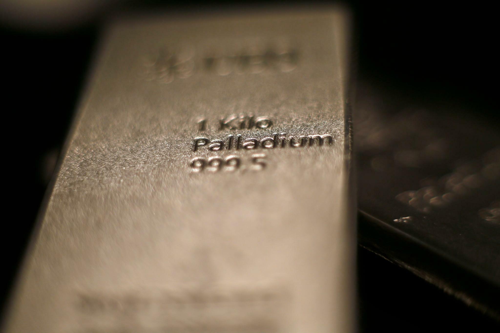 Palladium-Preis überspringt erstmals die Marke von 1900 Dollar