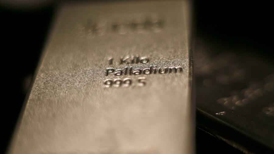 palladium preis gramm
