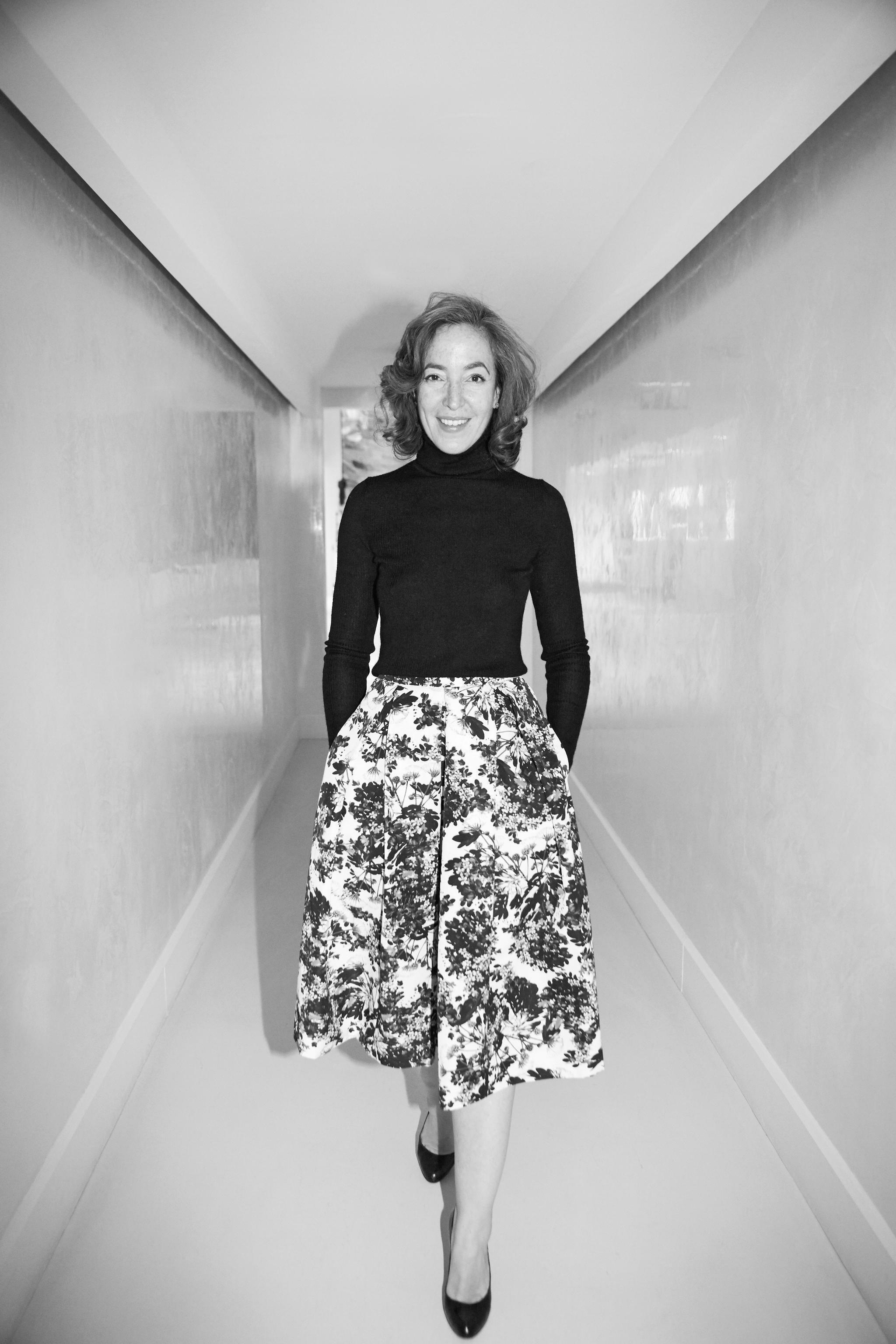 Pamela Golbin schafft Synergien zwischen Technologie, Kunst und Mode