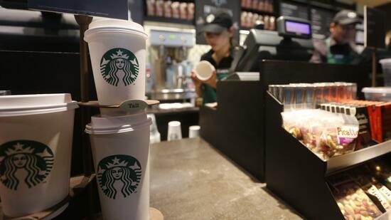 Starbucks vollautomat