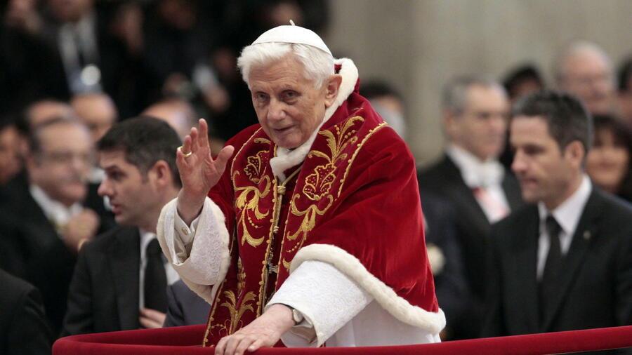 Papst Benedikt Heiligsprechung