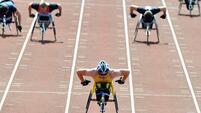 Paralympics: Prämien fast ausgehandelt Quelle: SID