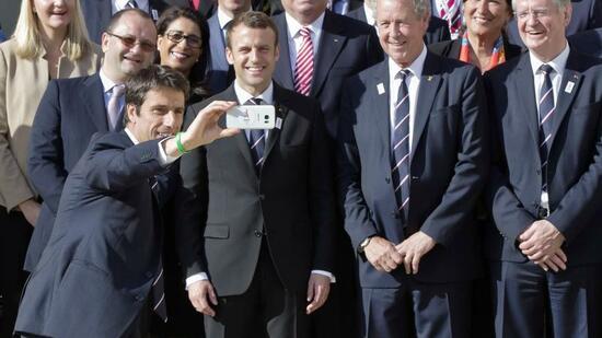 Olympia | Olympia-Bewerbung 2024: Paris empfängt IOC-Gutachter
