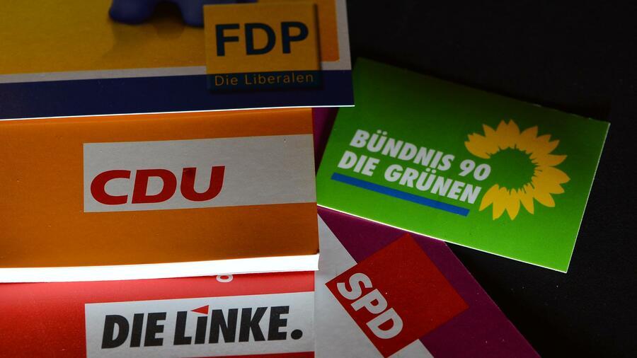 Union wieder stärkste Kraft vor den Grünen