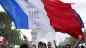 Fußball: Frankreichs Fußball-Freude und Kroatiens Kummer