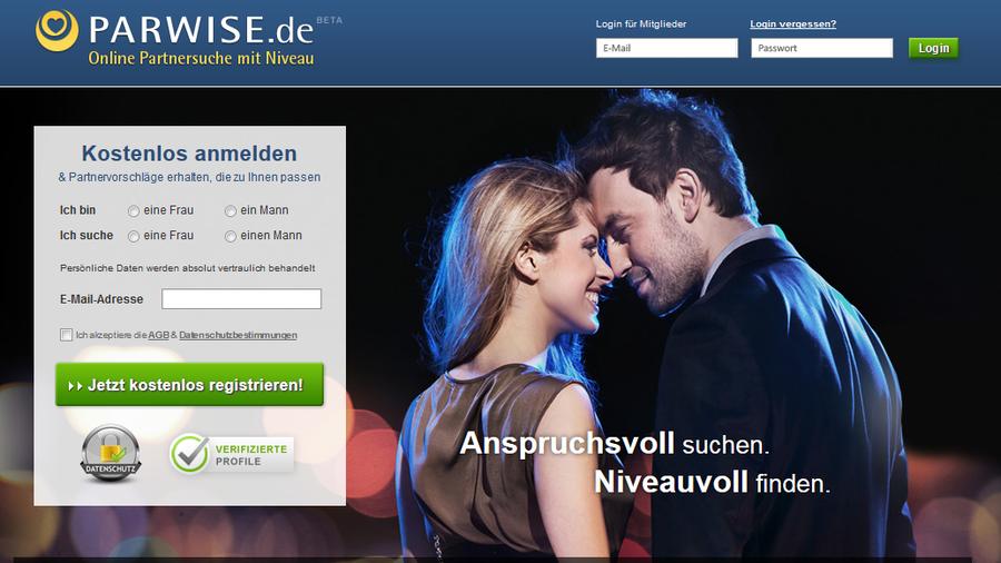 Radio-Energie-Dating-App