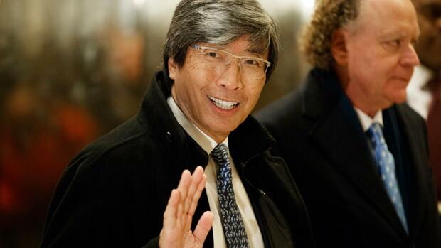 Patrick Soon-Shiong: Pharma-Milliardär macht auf Jeff Bezos – und kauft sich eine Zeitung