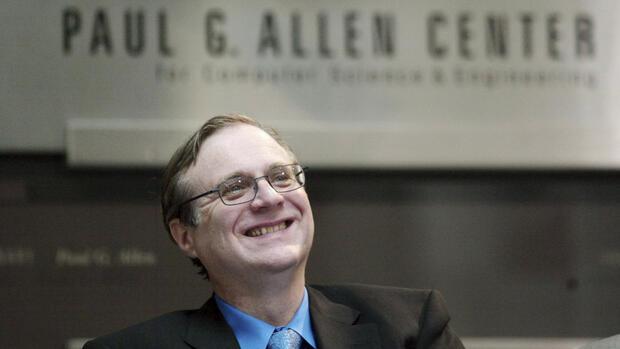 Microsoft-Mitbegründer Paul Allen stirb mit 65 Jahren