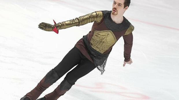 Eiskunstlauf: Fentz Elfter bei EM-Auftakt - Liebers gibt auf