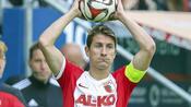 Fußball Bundesliga: Augsburg: Kapitän Verhaegh gibt Entwarnung