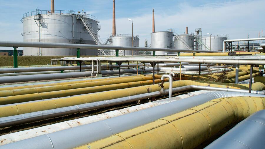 Pipeline für russisches Erdöl ist wieder geöffnet