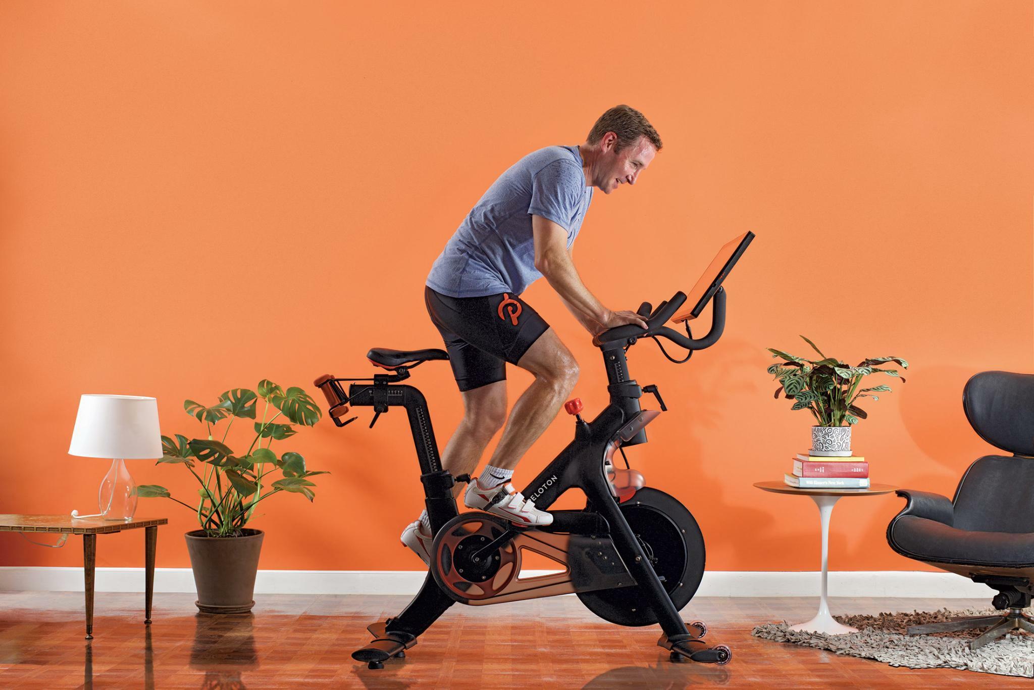 Fitnessrad-Anbieter Peloton startet in Deutschland