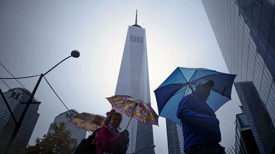 One World Trade Center: Auferstanden aus Ruinen