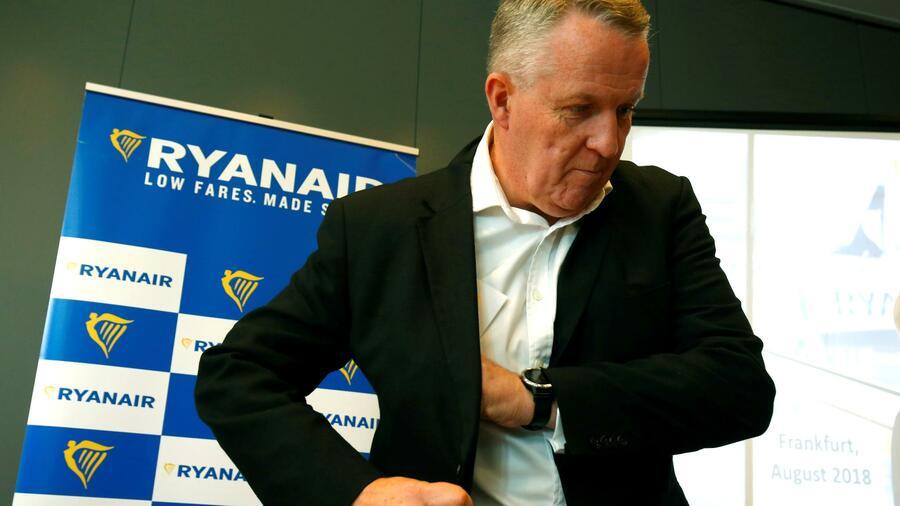 Ryanair-Vorstand Peter Bellew tritt zurück
