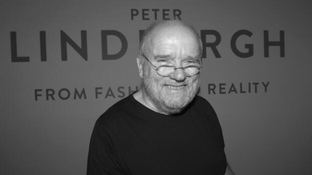 Liebling der Supermodels: Der Starfotograf Peter Lindbergh ist tot