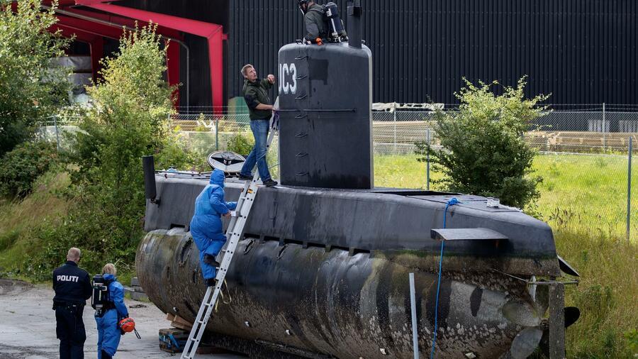 U-Boot-Tüftler wegen Mord an Journalistin angeklagt