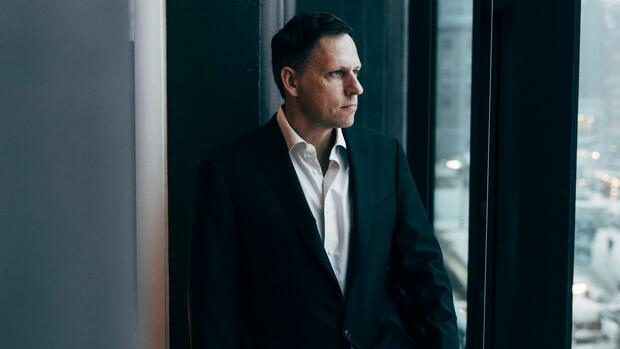 Umzug nach Los Angeles: Was Star-Investor Peter Thiel aus dem Silicon Valley trieb