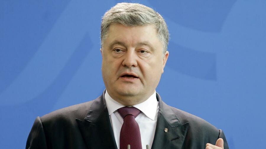 Poroschenko: Ukrainische Armee hat Javelin bereits bekommen