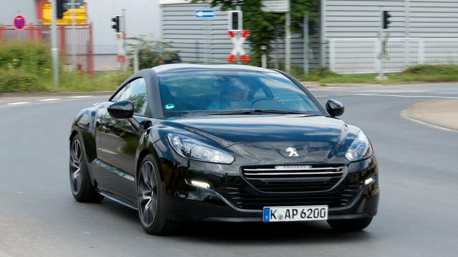 peugeot rcz r im test kraftklotz la fran aise. Black Bedroom Furniture Sets. Home Design Ideas