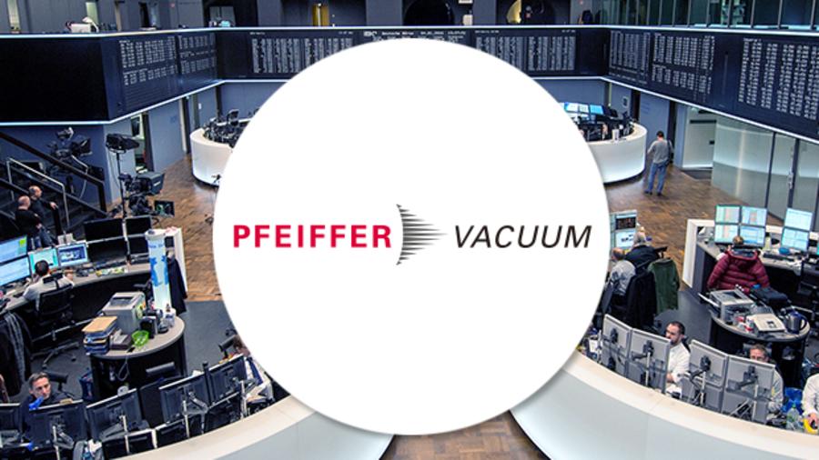 Pfeiffer Vacuum Aktienkurs