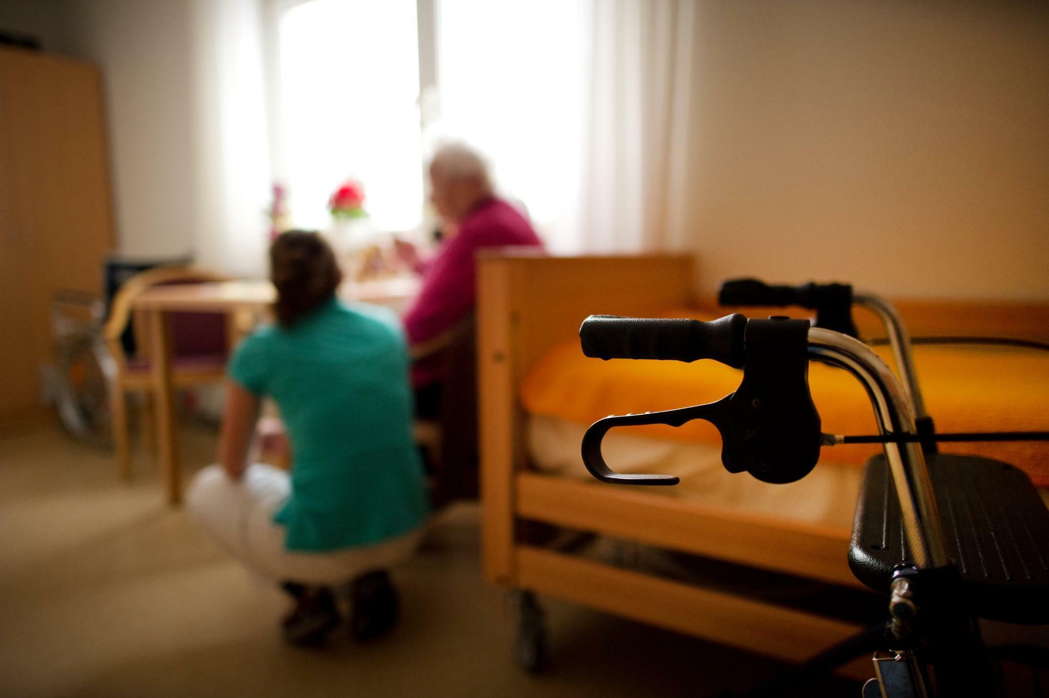 pflegekosten für angehörige
