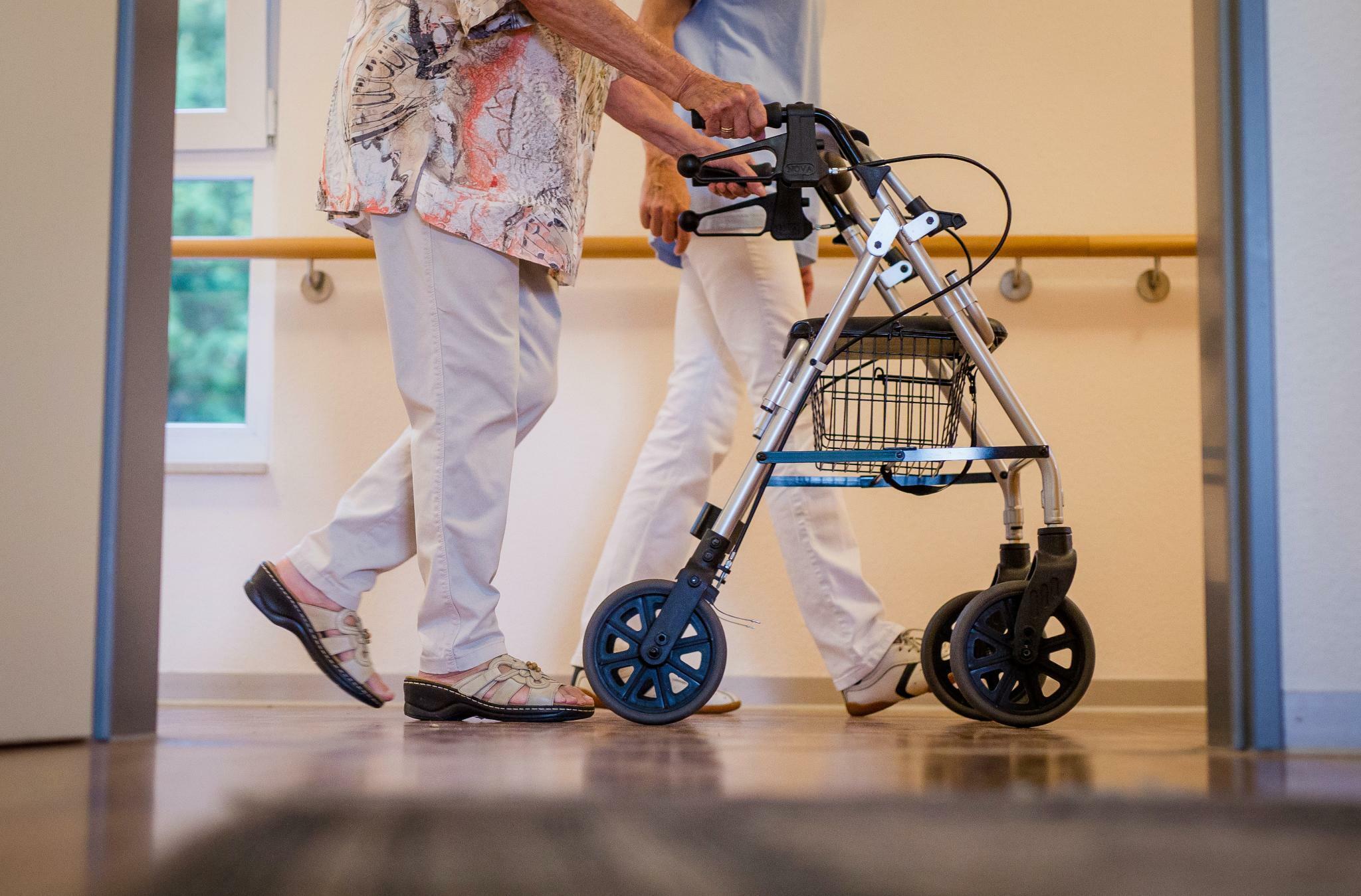 Altenpflege: Pflegewirtschaft steht vor Investitionswelle