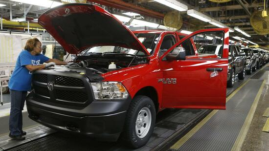 Angebliche Abgasmanipulation: USA verklagen Fiat Chrysler
