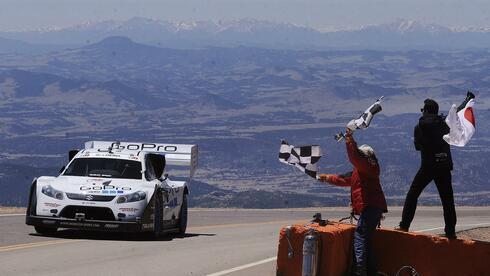 Auto Racing Colorado on Pikes Peak In Neuer Bestzeit   Nachrichten   Auto   Handelsblatt