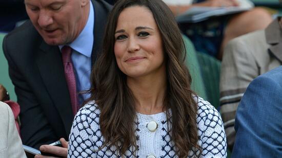 Großbritannien: Kates kleine Schwester: Pippa Middleton feiert Hochzeit
