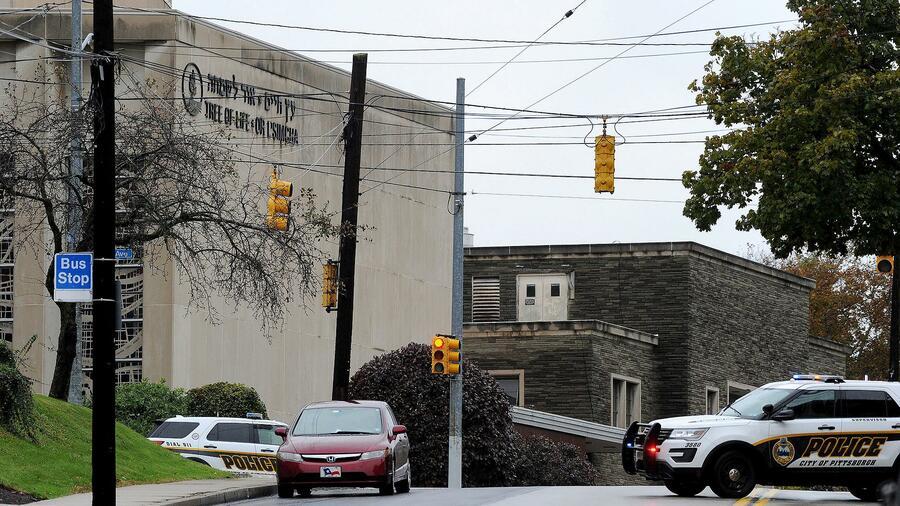 Pittsburgh: Elf Tote bei Schüssen in Synagoge