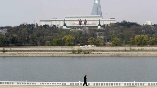 Nordkorea: Regierung nimmt US-Bürger in Gewahrsam