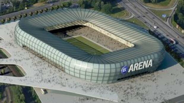 Karlsruhe Neues Stadion