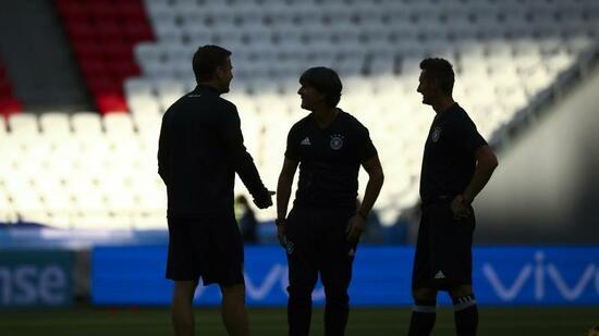 DFB-Auswahl bei Confed Cup mit 1:1 gegen Chile
