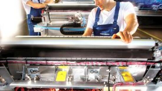 Verkauf nach insolvenz ernsthafte interessensbekundungen for Maschinenbau offenbach