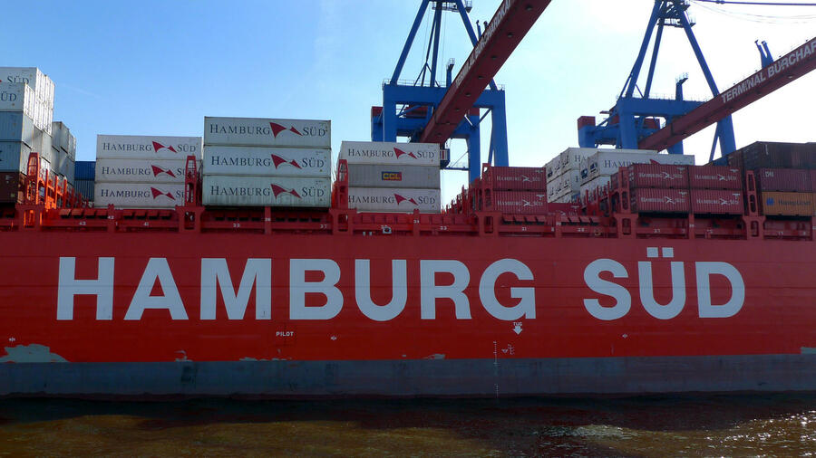 Hapag-Lloyd, Maersk, Hamburg Süd: Das sind die größten Reedereien ...