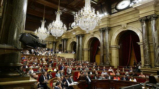 Spanien geht gegen katalanische Politiker vor
