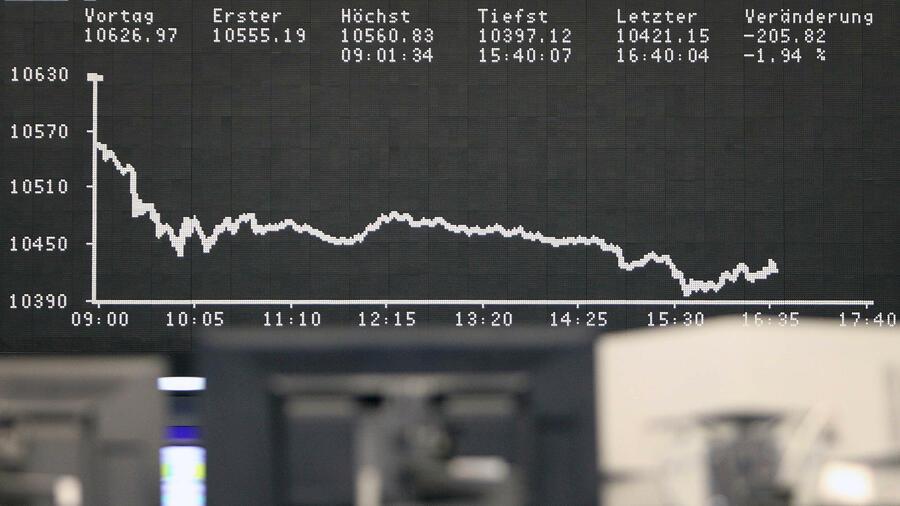 Außerbörslicher Handel Die Tücken Des Aktienhandels