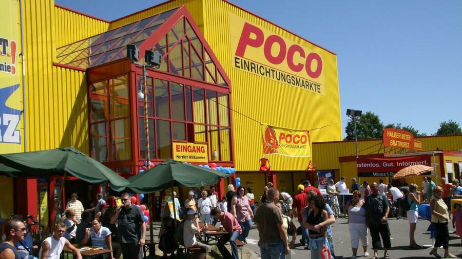 XXXLutz kauft die deutsche Möbelkette Poco